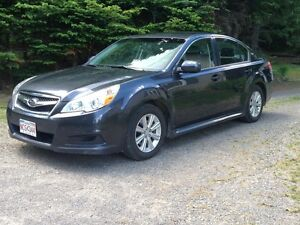 2012 Subaru Legacy 2.5i Premium AWD All Weather Package