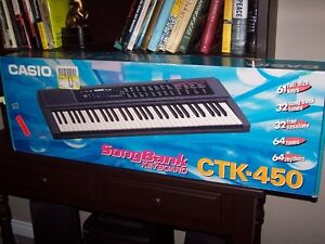 Casio Keyboard For Sale Like Brand New