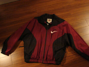 Men's Size Large NIKE nylon FALL Jacket