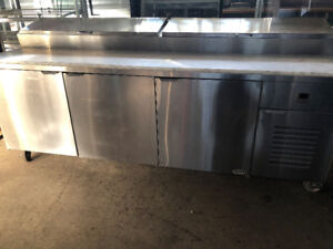 PIZZA PREP TABLE FOR SALE