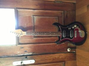 Electric guitar vintage!!!