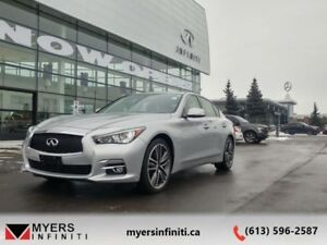 2015 INFINITI Q50 AWD  - Leather Seats -  Heated Seats