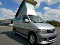 2005 Mazda Bongo Lift up roof Camper Rsv Auto MPV Petrol Automatic