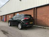 2016 Jeep Cherokee 2.2 Multijet 200 Limited 5dr Auto ESTATE Diesel Automatic