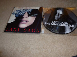 Lady Gaga Fame Monster and The Fame Vinyl Albums London Ontario image 1