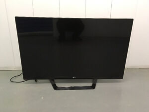 """LG 47"""" LED with 3D video and wifi connectivity - LG47LM6400"""