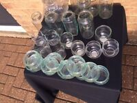 Glasses assorted