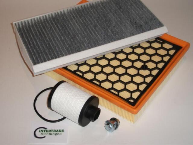 Inspektionspaket Filtersatz OPEL ZAFIRA B 1.9 CDTI