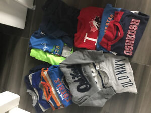 Boys size 5/6 clothes for sale