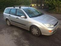 2001 Ford Focus 1.8TDdi 90 LX WE ARE BREAKING THIS CAR