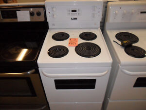 """Reconditioned Apartment Size 24"""" Stoves"""
