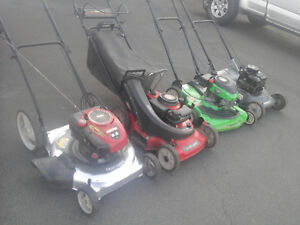 lawnmowers for sale!!!