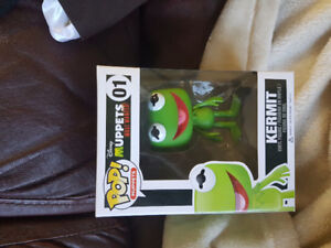 Vaulted Pop! Figure - Kermit 01 (Muppets Most Wanted)