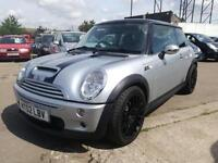 2002 Mini 1.6 Cooper S Supercharged-Full Leather Interior-Xenons-NEW STOCK