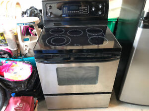 Kenmore Convection/Self Clean Stainless Steel Oven