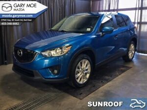 2013 Mazda CX-5 GT  - Sunroof -  Power Seats - $165 B/W