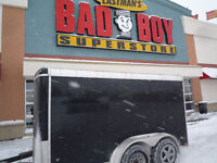 RUSH'S DELIVERY TRUCK & ENCLOSED TRAILER 905-515-0378