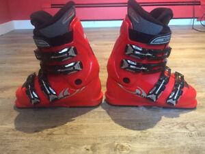 Bottes de ski pour enfants Salomon
