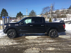 2016 Ford F-150 Limited - Rare Truck