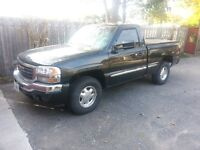 2000 GMC Sierra 1500 SLE reg cab short box