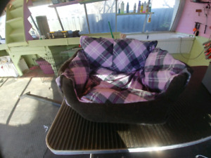 Hand made dog beds
