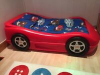 Little Tikes Red Car Bed Roadster