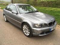 BMW 318 2.0 Ci ES LONG MOT + JUST BEEN SERVICED