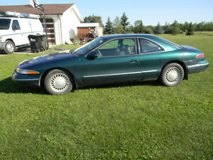 1993 Lincoln LS Coupe (2 door)