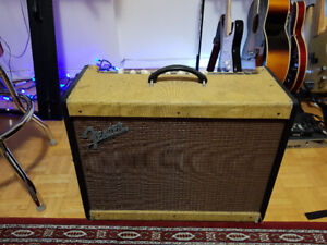 Limited Edition Hot Rod deluxe Amp with Vintage 30