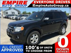 2011 FORD ESCAPE XLT London Ontario image 1
