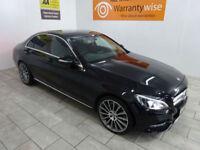 2015,Mercedes-C250 CDI 204bhp BlueTec Plus Sport***BUY FOR ONLY £96 PER WEEK***