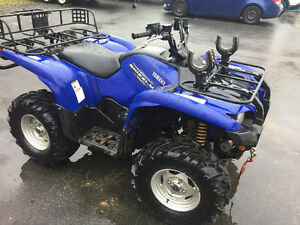 2011 YAMAHA 550 GRIZZLY SE POWER STEERING ( WE FINANCE )