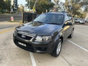 2009 FORD Territory TX (RWD) 5 Seat Best Suv long Rego AUG2021  Mount Druitt Blacktown Area Preview