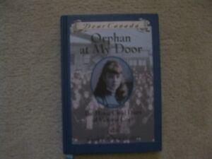 Dear Canada Orphan At My Door Hardcover Book