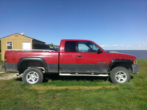 2001 Dodge Power Ram 1500 Sport magnum Pickup Truck