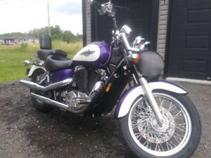 Honda Shadow 1100cc Ace