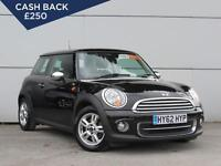 2012 MINI HATCHBACK 1.6 Cooper London 2012 Bluetooth GBP2,140 of Extras