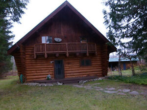 log house for sale Revelstoke British Columbia image 5