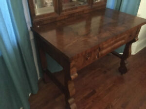 gorgeous desk - beautiful focal point of any room