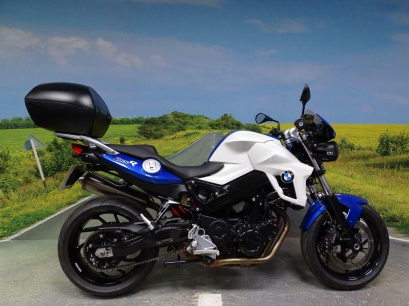 Bmw F800r 2014 Stunning Colour Superb Condition In Stoke On