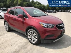 2018 Buick Encore Preferred  R-VISION CAMERA/ONSTAR/SIRUIS RADIO