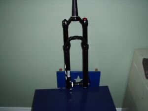 Manitou Fork with hub and axles