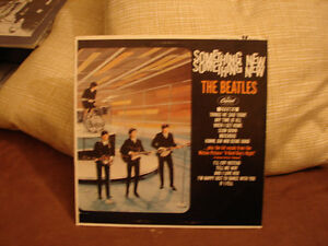 THE BEATLES Something New CAPITOL RECORDS