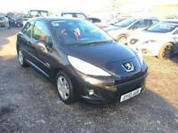 2010/10 Peugeot 207 1.4 75 Verve LONG MOT EXCELLENT RUNNER