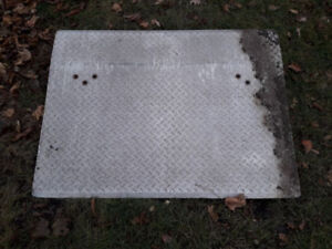 3 ft   x   4 ft   portable dock plate