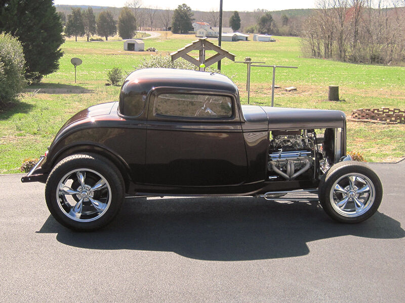How to Build a 1932 Ford Coupe | eBay