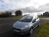 FIAT GRANDE PUNTO 1.2 ACTIVE 2007ONLY 46K,FULL SERVICE HISTORY,VERY CLEAN CAR
