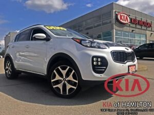 2018 Kia Sportage SX-Turbo | Canyon Interior | Demo