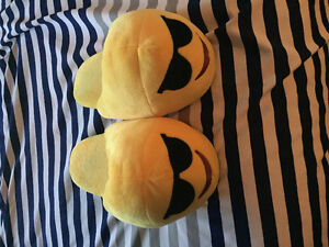 Adult character slippers.