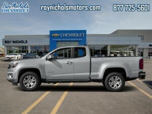 2017 Chevrolet Colorado LT  - Bluetooth -  MyLink - $241.05 B/W